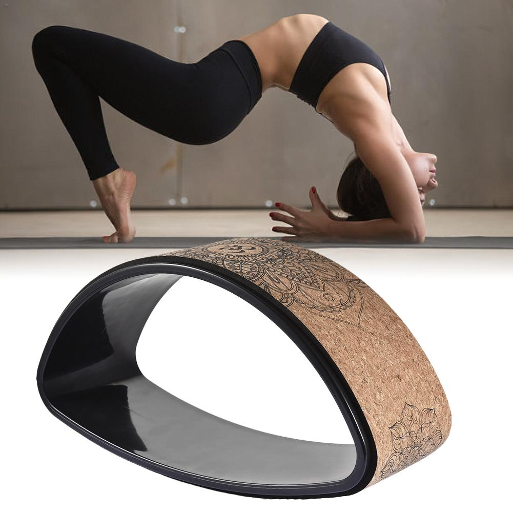 Yoga Wheel Bent