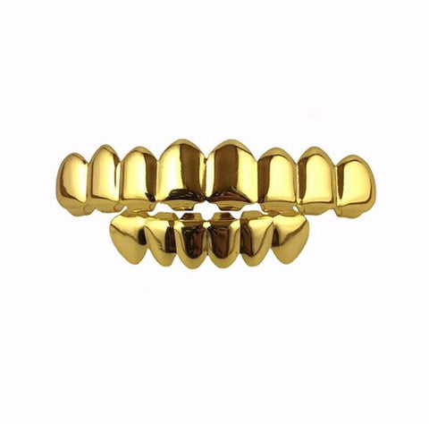 Gold Extended Grillz