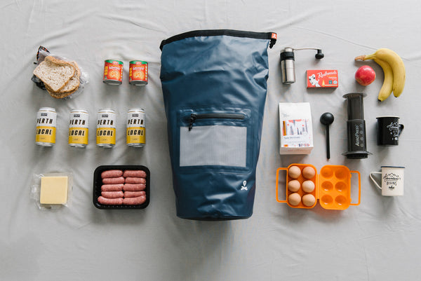 Undercover Cool Bag by Ghost Outdoors. Minimalist design keeps ice for 48 hrs