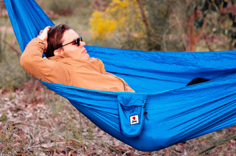Peacock  Carry On Hammock
