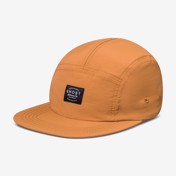 5-Panel in Ochre Clay