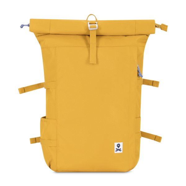The Ultimate Rucksack in Ochre