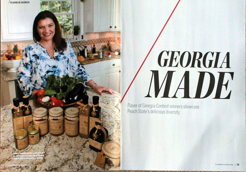 Georgia Grown Magazine 2015 -2016 Alta Cucina featured