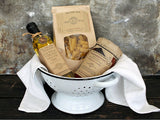 Italian meal PASTA GIFT BASKETS