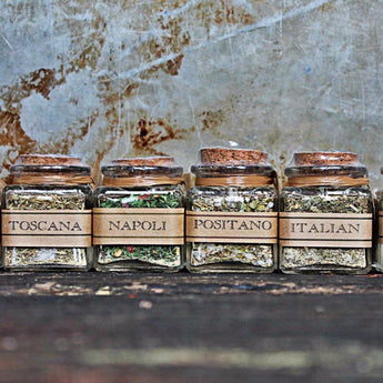 GOURMET SEASONING FAVORS