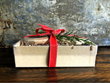 Jam gift wrapped box