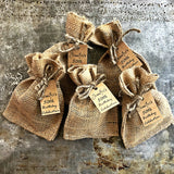 Gourmet Gifts with custom hand-tag