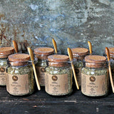 TOSCANA Great culinary salt for cooking In A Jar