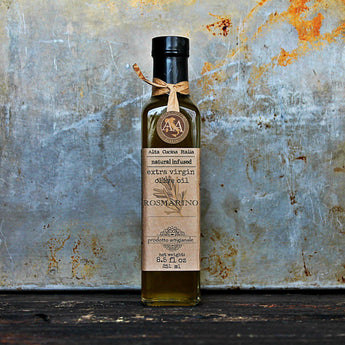 Olive Oil - ROSEMARY INFUSED EXTRA VIRGIN OLIVE OIL