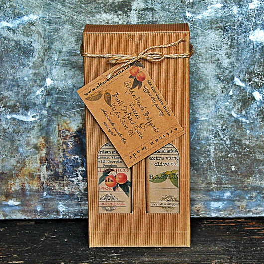Southern Gourmet Gift - A&A Original Gift Wrapped PAIR