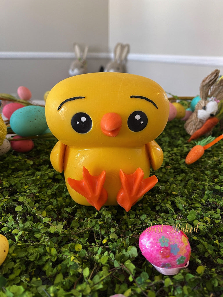 Baby Chick Easter Chocolate Breakable