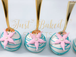 Dinglehopper Under The Sea Cake Pops
