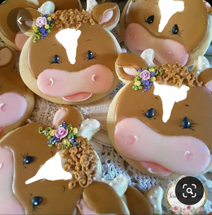 Farm Cookie Custom Order