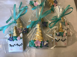 Unicorn Cookie Assortment