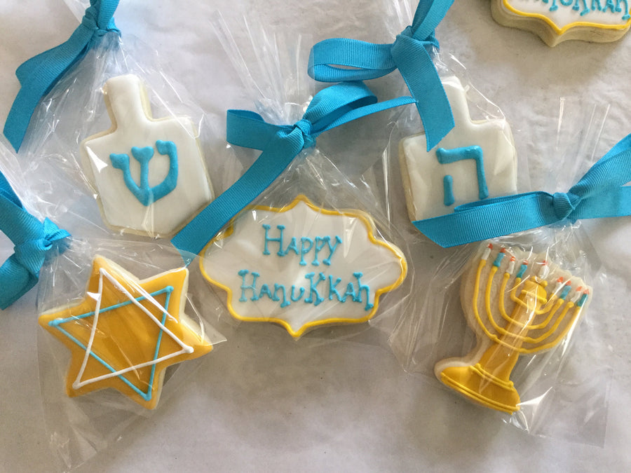 Hannukah Cookie Assortment