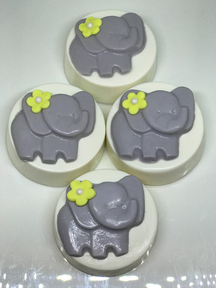 Elephant Chocolate Covered Oreos