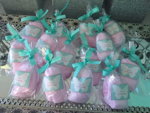 Pretty in Pink Cotton Candy, One Dozen