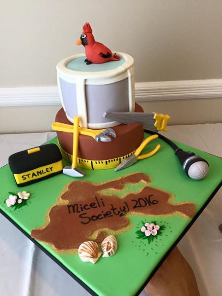 Family Reunion Custom Cake