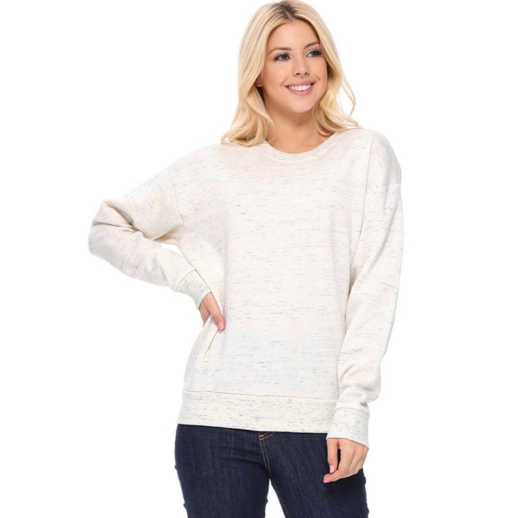 Savvy Dream Sweatshirt - Oatmeal