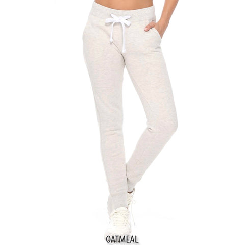 Savvy Dream Sweat Pants - Oatmeal
