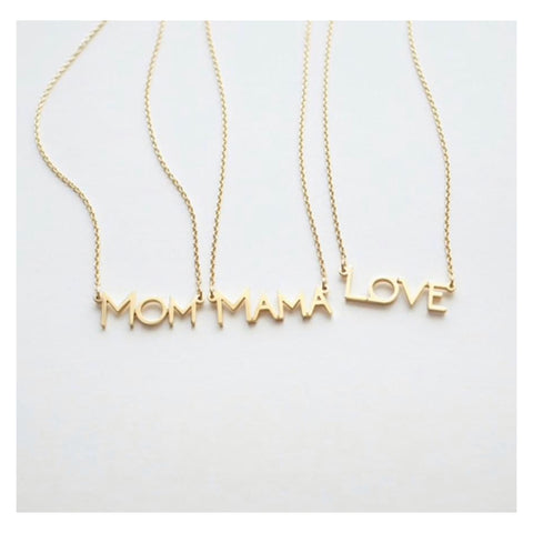 Savvy Mama Necklace