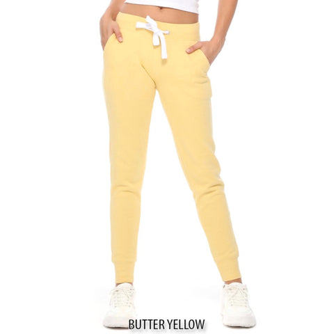 Savvy Dream Sweat Pants - Banana