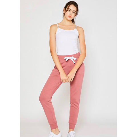 Savvy Dream Sweats - BEGONIA PINK