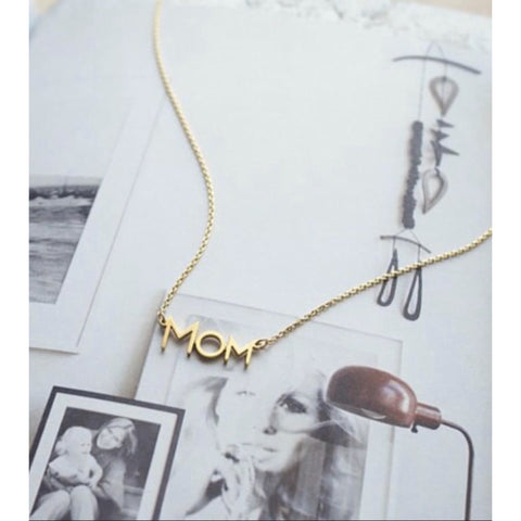 Savvy Mom Necklace