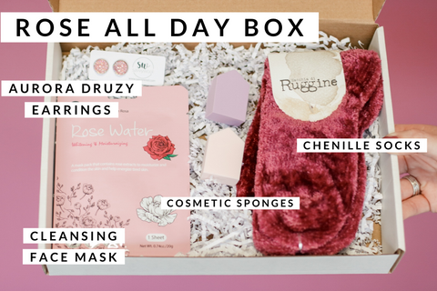 Stay Savvy Box - Rose All Day