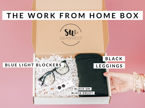 Stay Savvy Box - Work From Home