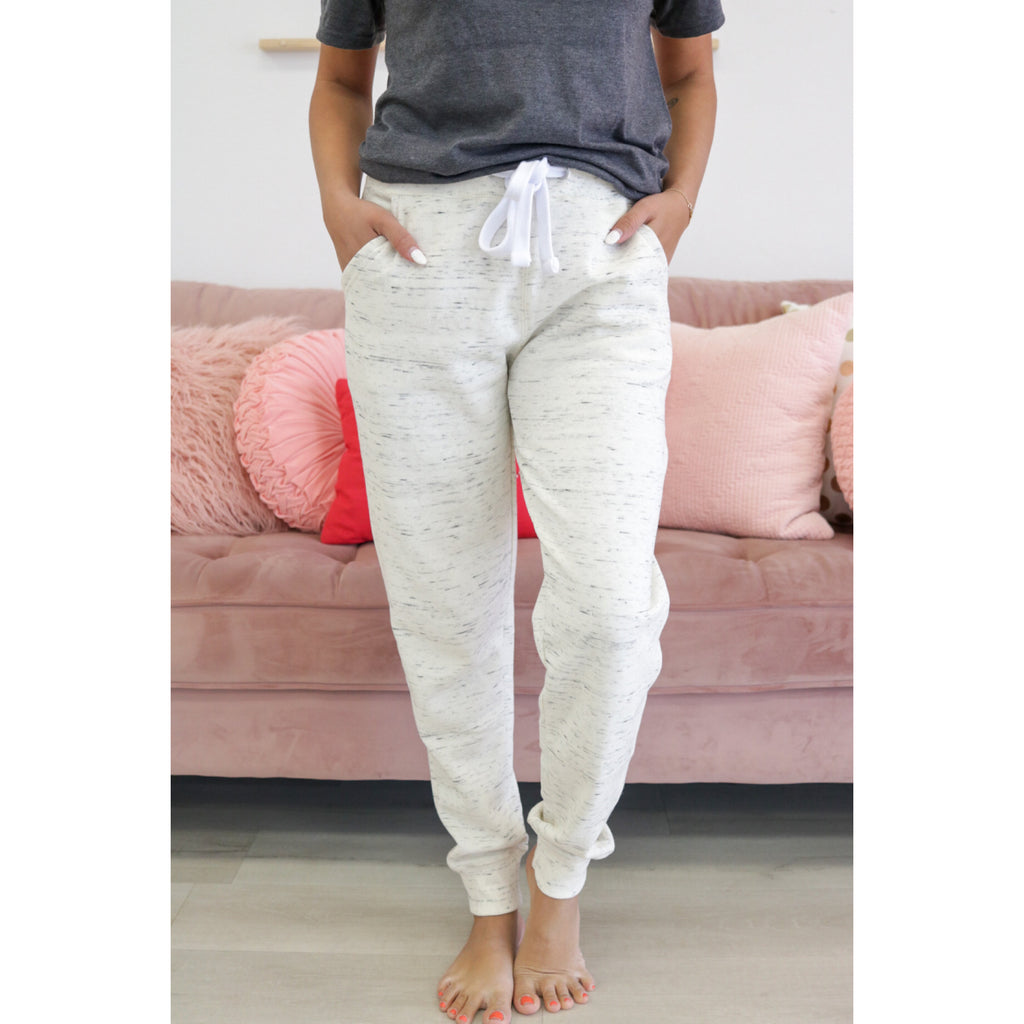 Savvy Magic Sweatpant Joggers - Oatmeal