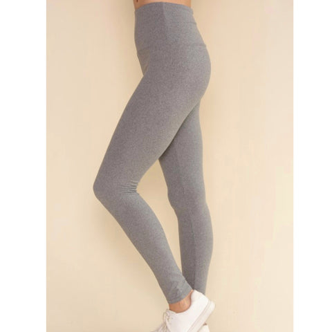 Savvy Magic Leggings - Heather Gray
