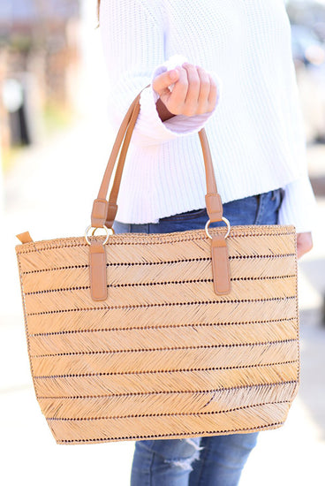 The Tucker Market Tote