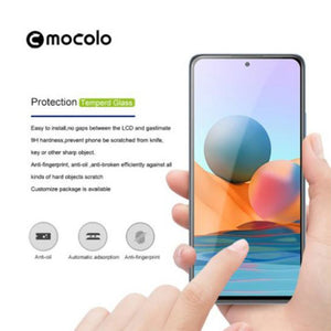 Tempered Glass Mocolo Xiaomi Redmi Note 10 /10s/ Pro Max Clear Glass