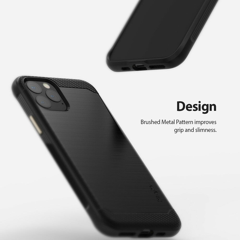 Case iPhone 11 Pro Max / 11 Pro / 11 Ringke Onyx Softcase Silicone TPU Carbon Fiber Casing