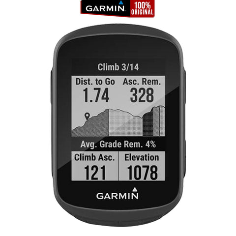 GPS Sepeda Garmin 130 Plus Bundle Bike Cycling Kit Navigation Original
