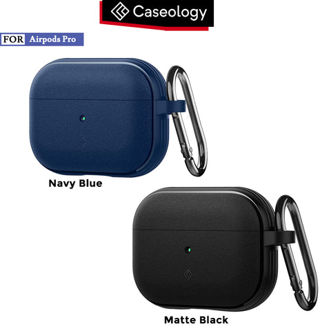 Case Airpods Pro Caseology Vault Softcase Slim Premium Casing