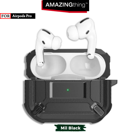 Case Airpods Pro Amazingthing Outre Anti Bakteri Anti Crack Casing
