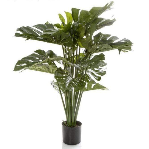 98cm Artificial Monstera Split Philodendron Artificial Tropical Plants Dianna-Lynn Decor