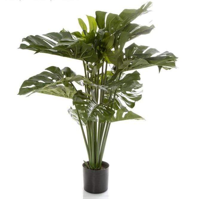 98cm Artificial Monstera Split Philodendron