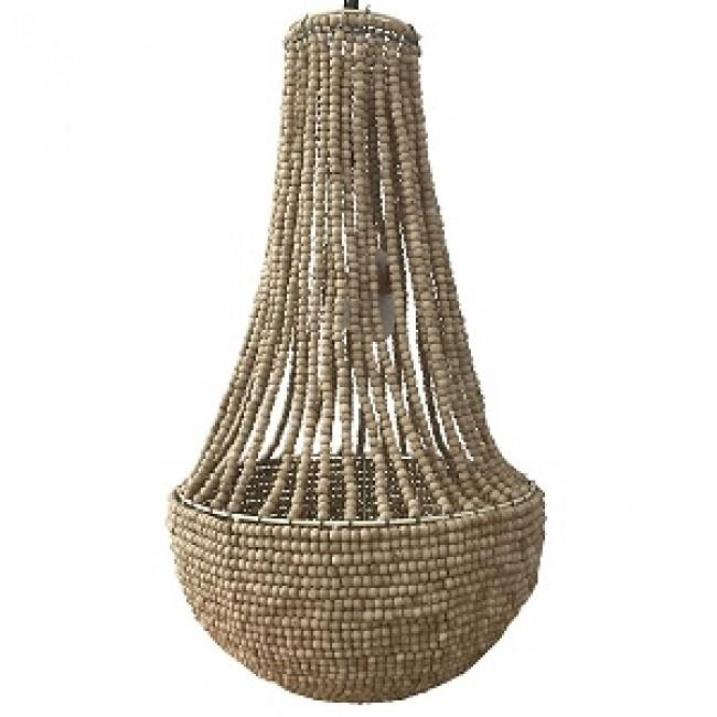 Aria Beaded Chandelier - Tight Beads