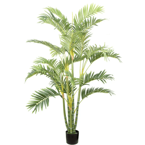 Artificial Areca Palm Multi Trunk - 1.5m Artificial Tropical Plants Dianna-Lynn Decor