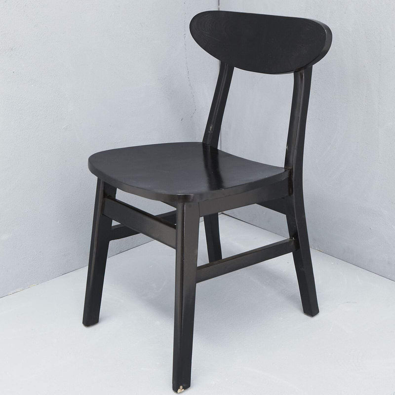 Kalua Dining Chair - Black