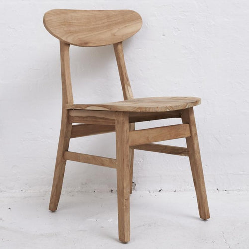 Kalua Dining Chair - Natural Dining Chairs and Bar Stools Dianna-Lynn Decor