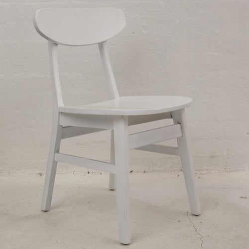 Kalua Dining Chair - White Dining Chairs and Bar Stools Dianna-Lynn Decor