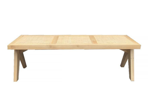 Kota Bench Seat - Natural Low Stools and Benches Dianna-Lynn Decor