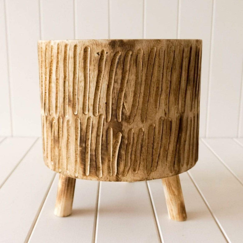 Large Tokoriki Planter Pot - Natural