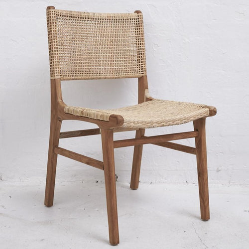 Nalani Woven Dining Chair Dining Chairs and Bar Stools Dianna-Lynn Decor