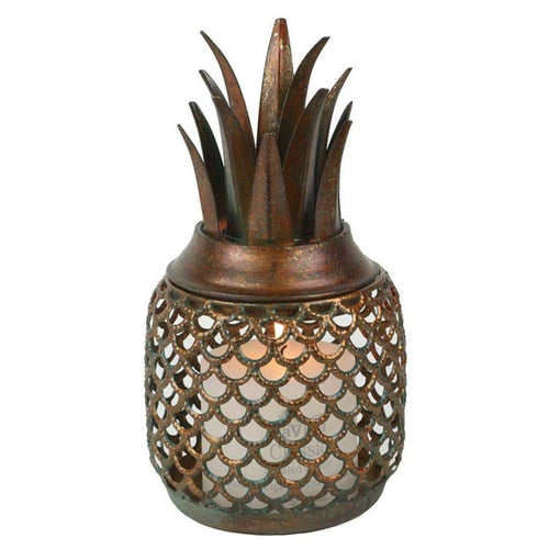 Pineapple Lantern Small Lanterns and Candle Holders Dianna-Lynn Decor