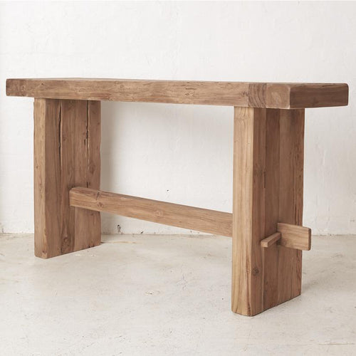 Sifo Rustic Console Table Cabinets and Consoles Dianna-Lynn Decor